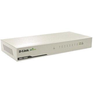 新品処分価格  D-Link ギガビットアンマネージドスイッチン...
