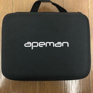 APEMAN A80 アクションカメラ 4K高画質2000万画素...