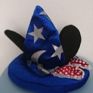 ミニーの魔法使い 帽子