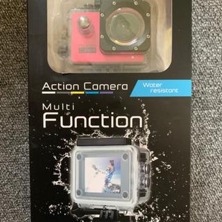 🌺新品 未開封🌺アクション防水カメラ