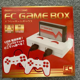 🌺新品 未使用🌺家庭用ゲームソフト互換機 FC GAME Box