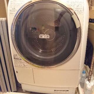 HITACHI 洗濯機 BD-V9400 洗濯10kg/乾燥6kg