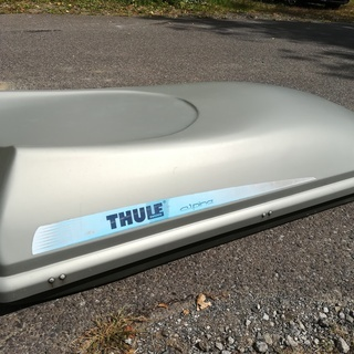 【ルーフボックス】Thule p6gf30