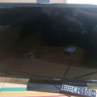 9月30日限定 2014 SHARP AQUOS 32型 テレビ...