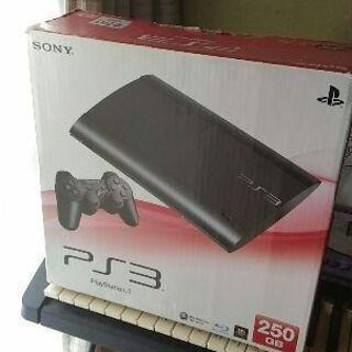 PS3本体(250GB)一式+ソフト7本他