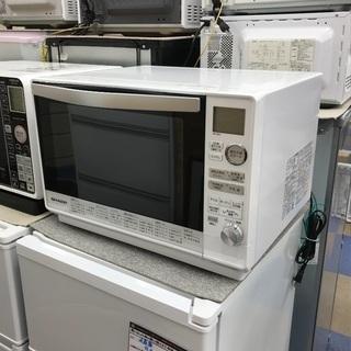 【配送・設置無料】☆美品☆シャープ  RE-V90A-W スチー...