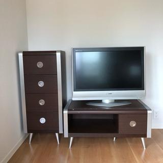 テレビボード 4段ラック