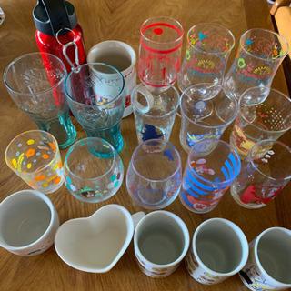 1番くじメイン グラス、マグカップ、水筒 20点まとめて