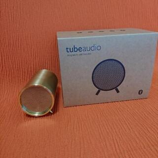 チューブオーディオ Bluetooth対応