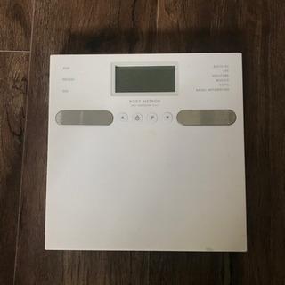 体重体組織計 エレコム