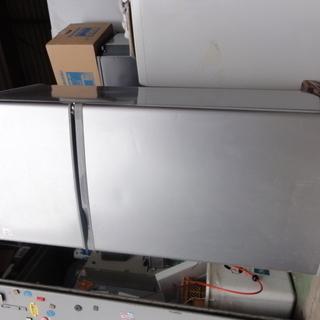北653 サンヨー 冷蔵庫 2ドア 109L 直冷式 SR-11...