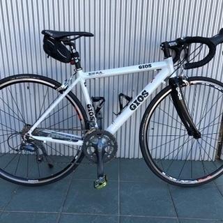 値下げ ロードバイク GIOS シエラ 自転車