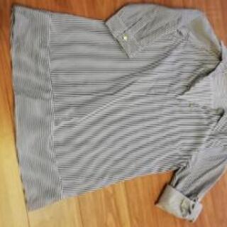 9号Mサイズシャツチュニック