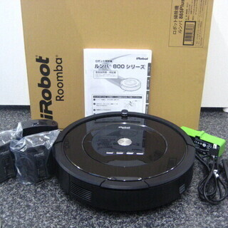 中古品 2016年製 iRobot Roomba ルンバ …