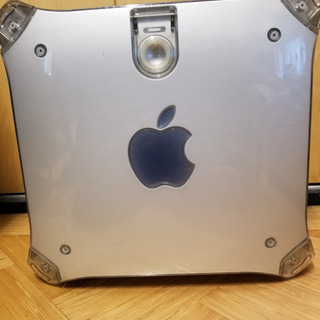 Apple mac G4 デスクトップパソコン