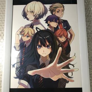 アクタージュ 複製原画 コミックス2巻 懸賞当選品