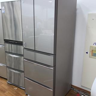 HITACHI(日立)6ドア冷蔵庫 2018年製 602L…
