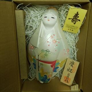博多人形① 慶祝 匠伍郎 作/②と合わせてお値引き!