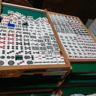 全自動麻雀 パイの欠品に 大体どのメーカーもあります一個500円