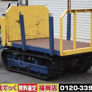 筑水キャニコム 乗用運搬車 BFK809 包丸新 6馬力 クロー...
