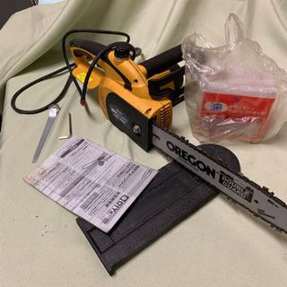 オレゴン電気チェーンソーCSE-110KD