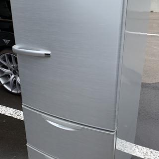 アクア 3ドア冷蔵庫 264L 2013年