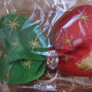 非売品☆ 新品・未使用■ ユニベア クリスマス限定デザイン リボ...