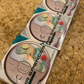 車 芳香剤 スカッシュ 3個セット