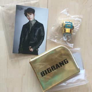 新品・未使用!BIGBANG グッズ3点セット♡