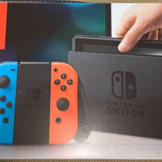 任天堂 Switch本体 新品