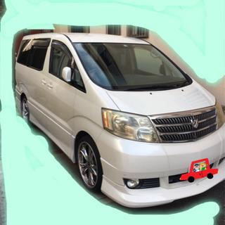 トヨタ アルファードG 車検R2年4月【お値下げ】