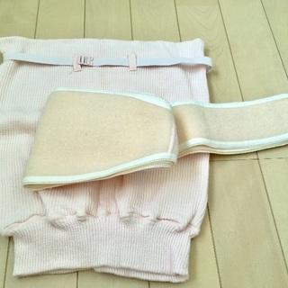 試着のみ美品🌱犬印妊婦帯(コルセットタイプ)M〜Lサイズ