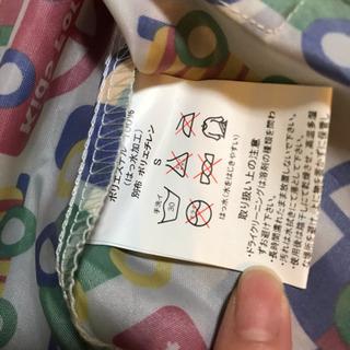 レインコート 幼児用
