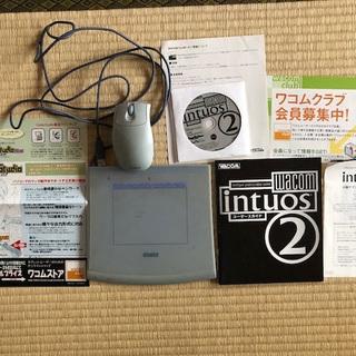 ワコムタブレット インティオス2 i-420。