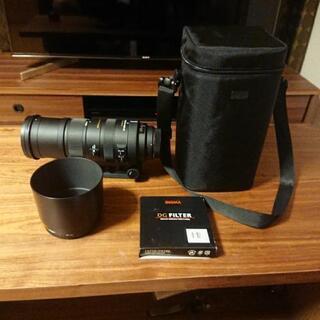 SIGMA 150-500mm F5-6.3 キヤノン APO ...