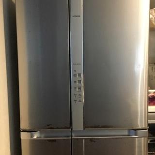 日立冷蔵庫 616リットル 2009年製