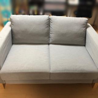 IKEA 2人掛けソファー(※値下げしました!)