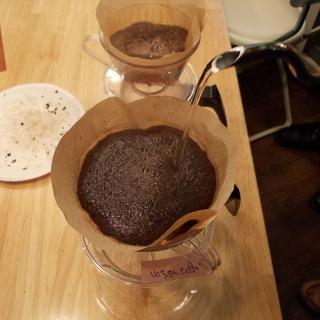 お家で出来る 簡単美味しい コーヒー自家焙煎体験教室 - 料理