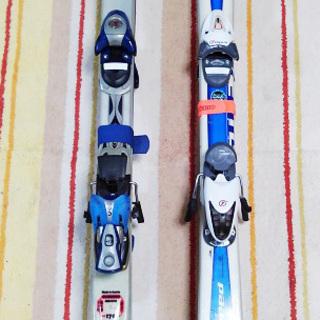 スキー板 ①170㎝ ②140㎝ ③ファンスキー