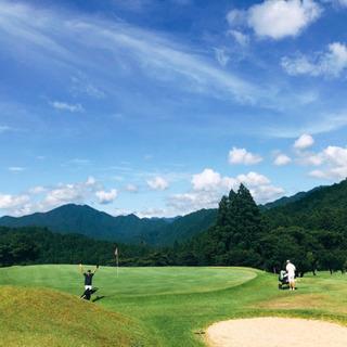 平日ゴルフやりたい人募集♫