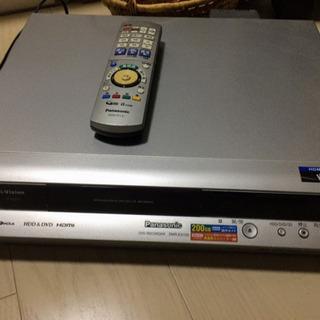 『取引決定』 Panasonic DVDレコーダー