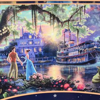 プリンセスと魔法のキスのパズル