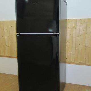 rr0831 ハイアール 冷凍冷蔵庫 JR-N121A(K)...