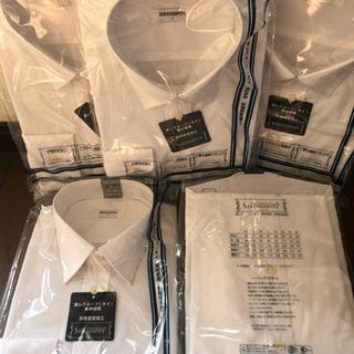 メンズカッターシャツ Lサイズ 5枚セット