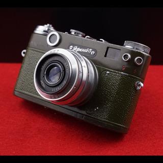 Zorki-5 Industar-50 50mm F3.5 M3...