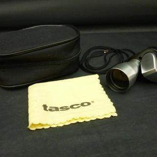 中古品 TASCO タスコ モノキュラー 単眼鏡 8×20mm ...