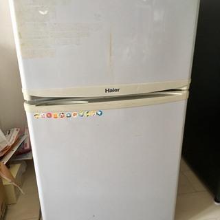 【取引中】2005年製冷蔵庫差し上げます