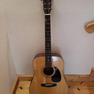 フォークギター(モーリス)