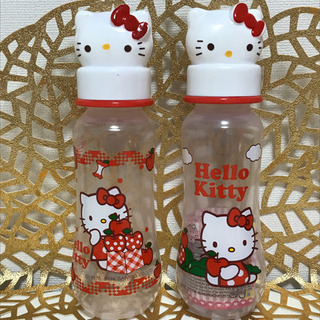 Hello Kitty キティ 哺乳瓶 250ml