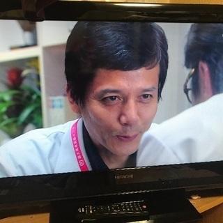 難あり テレビ HITACHI 2011年製 32型